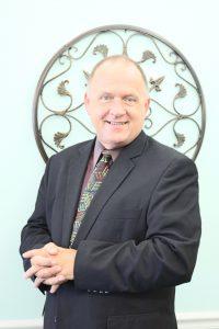 Chaplain Allen Tanner